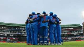 Team India - Twitter @BCCI