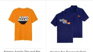 Ahead of 2019 elections, NaMo App begins sale of merchandise inspired from...
