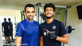 Khaleel Ahmed: Why India's newest player could be the 'next Zahee...