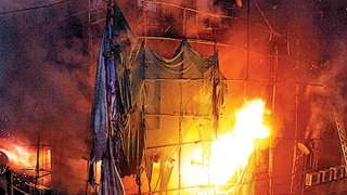Indian-origin family targetted in 'arson attack' in UK; cops term...