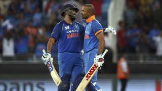 Asia Cup 2018: Rohit Sharma, Shikhar Dhawan smash hundreds as India crush P...