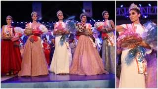 Haut Monde Mrs. India Worldwide 2018, Saroj Mann from Panchkula