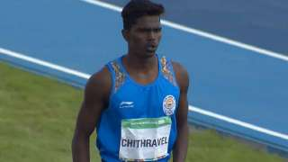 Youth Olympics: Praveen Chitravel clinches bronze medal in Triple Jump at Y...