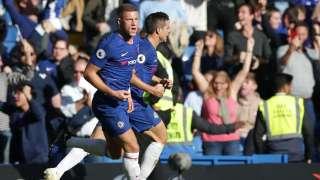 Premier League: Ross Barkley salvages last-gasp point for Chelsea against M...