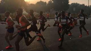 Delhi Half Marathon: Tsehay Gemechu smashes course record, Andamalak Belihu...