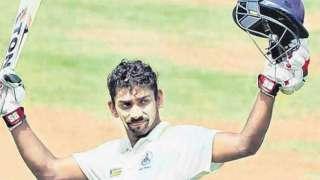 Ranji Trophy: Tamil Nadu name Baba Indrajith captain for 2018-19 season