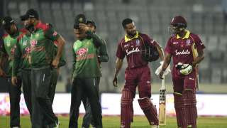 Bangladesh vs West Indies: Shai Hope's century guides tourists to win...