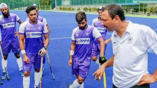 Men's Hockey World Cup: Indian coach Harendra receives official reprim...