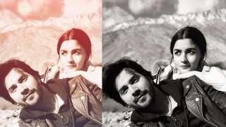 Varun Dhawan-Alia Bhatt end Kalank journey with a beautiful photo of them