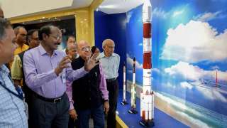 ISRO Chairman on space war with China, preparations for Chandrayaan 2 and G...