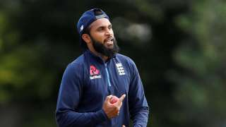 West Indies vs England: Adil Rashid rejoins squad after wife gives birth to...