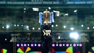 IPL Trophy - File Photo