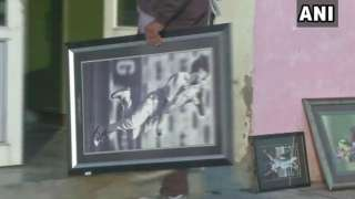 Pakistan cricketers' photos removed from HPCA stadium in Dharamshala