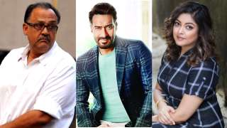 Ajay Devgn reacts after Tanushree Dutta criticizes him for co-starring with...