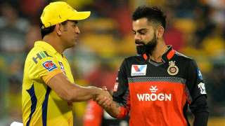 MS Dhoni and Virat Kohli (AFP)