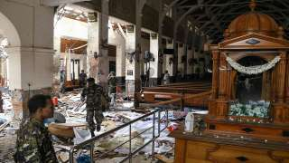 Sri Lanka blasts: Father of 2 suicide bombers arrested on suspicion of aidi...
