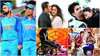 Cricket World Cup v/s Bollywood this monsoon