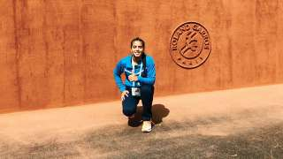 Goal is to qualify for main draw of French Open: Ankita Raina
