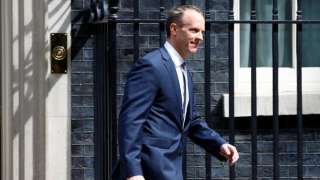UK must be ready to leave EU without a deal - leadership contender Raab