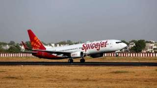 Low-cost airliner SpiceJet adds 100th aircraft to its kitty; 4th domestic a...