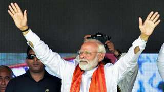 PM Modi invites suggestions for his Independence Day speech