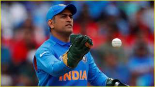 MS Dhoni makes himself 'unavailable' for India's West Indies...