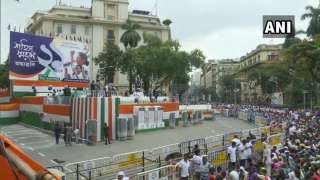 Mamata Banerjee to address a rally in Dharamtala later today