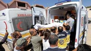 Citizen journalist among 11 civilians killed in northwest Syria