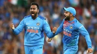 India vs West Indies: Krunal Pandya wants to be consistent like Virat Kohli