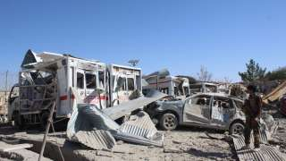 Afghanistan: At least 23 Taliban terrorists killed in airstrikes by securit...