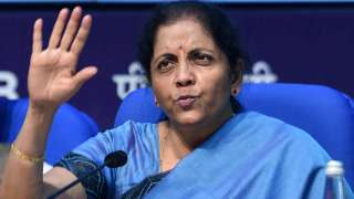 'No target will be revised': Nirmala Sitharaman on disinvestment,...