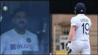 WATCH: Virat Kohli's hilarious reaction as Umesh Yadav smashed South A...