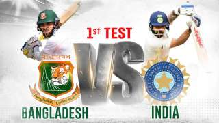 India vs Bangladesh, Indore 1st Test: Live streaming, teams, time in India...