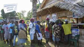 Bougainville set to become world's newest country
