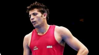 NADA bans Indian boxer Sumit Sangwan for a year for failing dope test