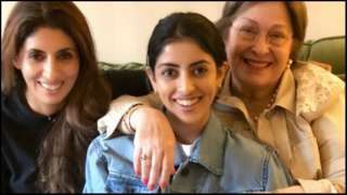 Shweta Bachchan remembers Ritu Nanda with heartfelt post