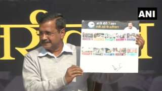Delhi Assembly polls: Kejriwal releases 'guarantee card'; promise...
