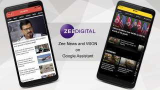 Zee News and WION Now on the Google Assistant