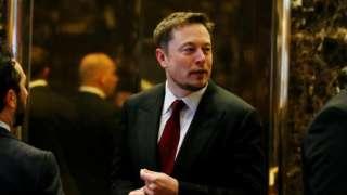 Neuralink Corporation founder Elon Musk
