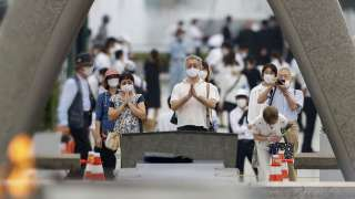 75 years of Hiroshima: Scaled-back ceremony in Japan to mark anniversary of...