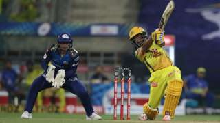 CSK v MI - Ambati Rayudu hits 19th IPL fifty, CSK on top