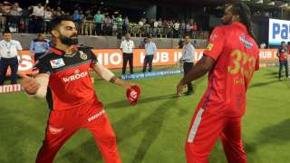KXIP vs RCB Dubai IPL 2020
