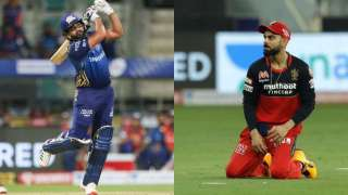 RCB vs MI: Have you selected Rohit or Virat as Captain or Vice Captain in D...