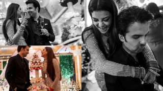 Kajal Aggarwal, Gautam Kitchlu celebrate one-month wedding anniversary with brand new photos of them