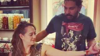 Is former India all-rounder Yuvraj Singh's wife Hazel Keech pregnant?...