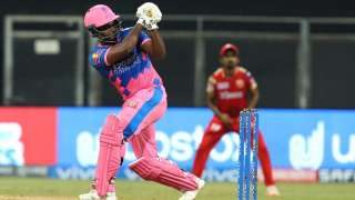 IPL 2021: Sanju Samson's ton goes in vain as RR lose by 4 runs against...
