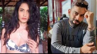 Meet Virat Kohli's rumoured ex-girlfriend Sarah Jane Dias, Saif Ali Khan's co-star in 'Tandav'