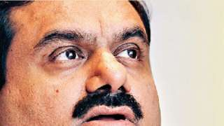 Gautam Adani is no longer Asia's second richest man