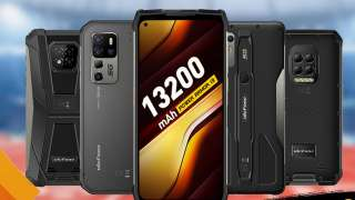 Ulefone Power Armor 13 with massive 13200mAH battery launched, check detail...