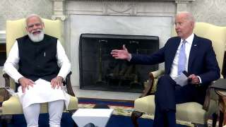 US, India ties can help in solving lot of global challenges: Joe Biden during meeting with PM Modi